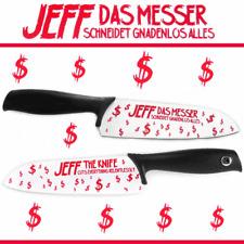 Jeff das Messer - Santoku-Messer