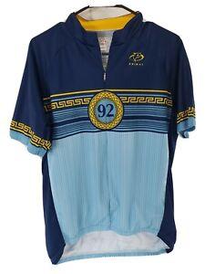 Primal Men's 3/4 Zip Cycling Jersey Size XL
