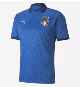ITALY - Euro 2020-21 Jersey - BNWT - Size S/M/L/XL/XXL To choose