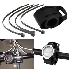 Cycling Bike Handlebar Mount Holder For Garmin forerunner 410 610 920 GPS Watch