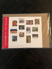 US  MODERN ART IN AMERICA PANE OF 12 STAMPS FOREVER MNH~Brand New