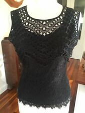Alannah Hill Lace Tank, Cami Tops for Women