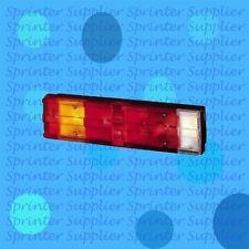 Sprinter Flatbed Tail Light *[LENS]* Driver Side for Mercedes Dodge 1995 - 2006