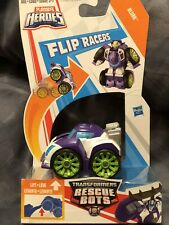 Playskool Heroes Transformers Rescue Bots Flip Racers Blurr Brand New!