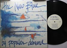 Rock Lp The New Blue By Popular Demand On Unknown