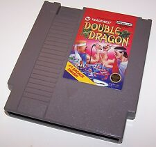 Vintage 1988 Double Dragon (Nintendo Entertainment System) NES - Cartridge Only
