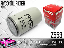 RYCO OIL FILTER Z553 FOR VOLKSWAGEN GOLF 1.6lt 1.8lt 2.0lt (CHECK APP BELOW)