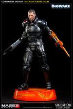 Commander Shepard Premium Format Mass Effect 2 3 statue figure