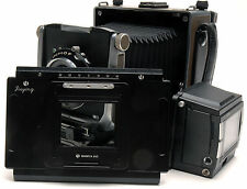 Adattatore Spostabile Per Phase One Mamiya a Linhof Sinar Toyo Horseman 4x5
