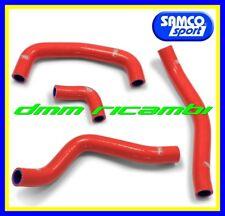 Kit tubi radiatore in silicone SAMCO HONDA CRF 250 R 18>19 Rossi 2018 2019