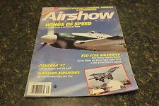 AIR SHOW INTERNATIONAL WINGS OF SPEED SPRING 1993 VOL.1 #1 ([BOX O] DDD #774)