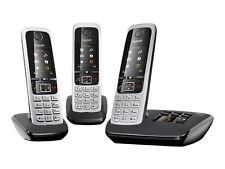 Gigaset C430A L36852-H2522-L111 Trio Cordless Phone with Answer Machine - Back