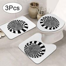 3D Printing Non Slip Shower Rug Bathroom Bath Mat Carpet Toilet Seat Cushion