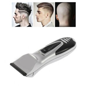 Waterproof Professional Hair Clipper Trimmer Beard Shaver Electric Haircut Kit