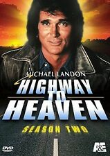 Highway to Heaven - The Complete Season 2 (DVD, 2005, 6-Disc Set)