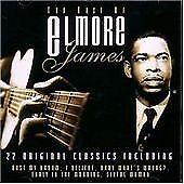 Elmore James - The Best Of Elmore James (CD ALBUM **NEW/SEALED**