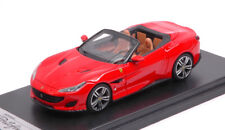 Ferrari Portofino Open Roof Rosso Scuderia 1:43 Model LOOKSMART