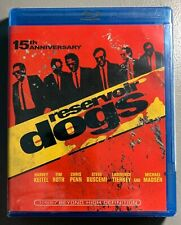 New listing Reservoir Dogs (Blu-ray Disc, 2007) 15th Anniversary Edition New Tarentino