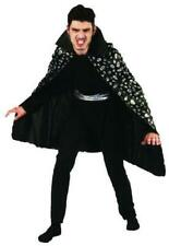 MENS VAMPIRE DRACULA COSTUME BOYS HORROR HALLOWEEN FANCY DRESS OUTFIT