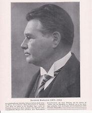 Friedrich Brodersen - Oper München - - um 1920 oder früher - Selten
