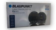 Blaupunkt 3-Wege Lautsprecher ICx663 165mm 35W RMS 250W M 3-Way Triaxial Speaker