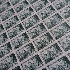 FEUILLE SHEET ARCHITECTE PHILIBERT DE L'ORME N°1625 x50 1970 NEUF ** LUXE MNH