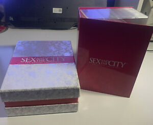 Sex And The City : Season 1-6 Deluxe Collection (DVD, 2014, 19-Disc) Region 4
