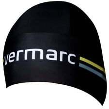Gorros, gorras y bandanas de ciclismo negras de mujer