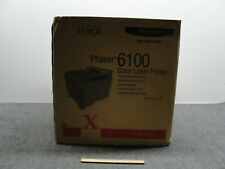 Xerox Phaser 6100DN Color Laser Printer -NIB, Sealed-