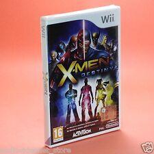 X-MEN DESTINY NINTENDO Wii nuovo versione italiana
