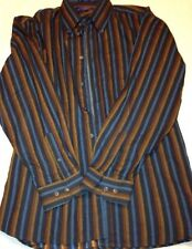 Mans Shirt English Twill By Enro Size Large