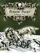 """""""VERY GOOD"""" Dahl, Michael, Poison Pages (Library of Doom), Book"""