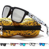 KDEAM D2501 Polarizado Gafas de Sol Cuadrado Deporte Conducción Ciclismo UV400