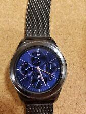 Samsung Gear S2 Classic Black Smart Watch 40mm SM-R7320ZKAXAR works great
