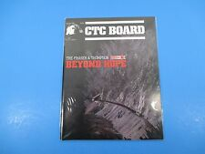 CTC Board Magazine (Railroads Illus) August 1988 Fraser Thompson Canada M4030
