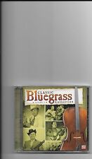 """CLASSIC BLUEGRASS COLLECTION, CD , """"VOL. 1""""  2 DISC, NEW SEALED"""