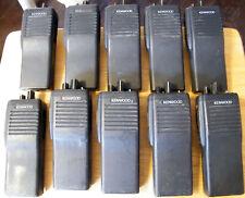 10pcs Kenwood Tk-390 Uhf Portable Hand-Held Radios