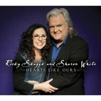 Ricky Skaggs Y Sharon White - Hearts Like Ours Nuevo CD