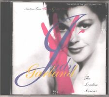 The London Sessions by Judy Garland (CD, Jul-1992 Capitol/EMI Records) EXCELLENT