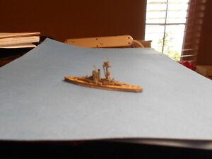 1/1250 HMS Gorgon Royal Navy WW-1 Monitor Navis # 188
