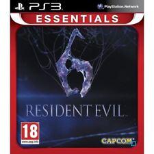 Resident Evil 6 * Essentials - PS3 neuf sous blister VF