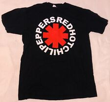 2012 Red Hot Chili Peppers I'm With You Tour Black Tour T Shirt XL