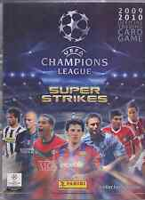 Panini XL Champions League 2009/10 aus Liste 20 Basis + Sonderkarten aussuchen