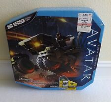 NEW MATTEL 2009 AVATAR RDA GRINDER COLLECTIBLE VEHICLE  LEVEL 2 WEBCAM i-TAG