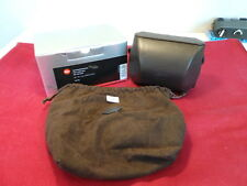 UNUSED LEICA 18722 LEICA D-LUX 5 LEATHER CASE D-LUX WILL FIT D-LUX 3/4/5/6 CASE