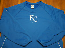 Kansas City Royals Majestic ThermaBase Sweatshirt 2XL EUC