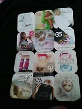 Misc. Baby Gift Cards 520$ value