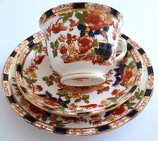 "*ROYAL ALBION CHINA ""BURMAH"" VINTAGE TEA/COFFEE CUP, SAUCER AND SIDE PLATE,1930"