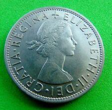 A  KEY  DATE  UNC  *1954*  HALFCROWN  2/6 ...LUCIDO_8  COINS