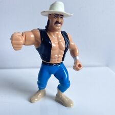 WWF WWE BART GUNN FIGURE SERIES 11 VINTAGE HASBRO VERY RARE & EXCLUSIVE